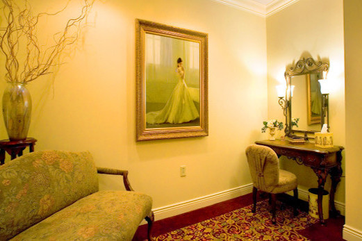 Private Bridal Lounge - The Columns Banquets - Buffalo, NY