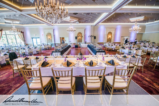 Corinthian Ballroom at The Columns Banquets - Buffalo NY