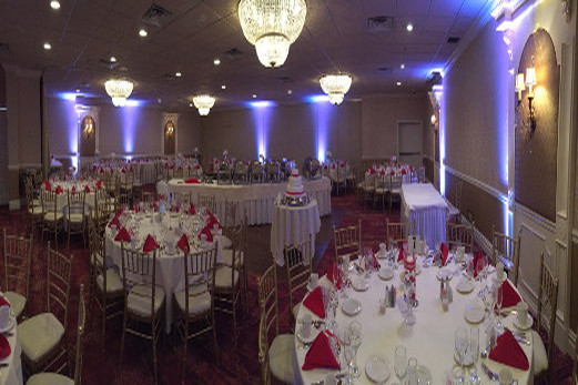 Dorian Ballroom Banquet Facility at The Columns Banquets - Buffalo NY