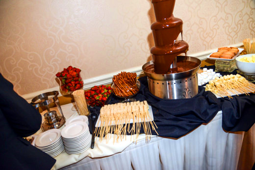 Dessert Station - The Columns Banquets - Weddings, Banquets and Events - Buffalo NY